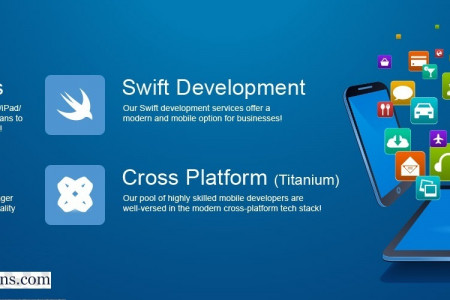 When to Choose Hybrid Platforms for Your App Development Infographic