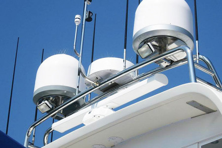 Where Should You Install Your Boat Radar Mount Infographic
