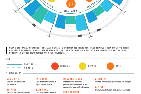 Where to Find and Access Big Data Infographic
