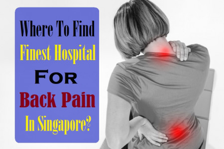Where To Find Finest Hospital For Back Pain In Singapore?  Infographic