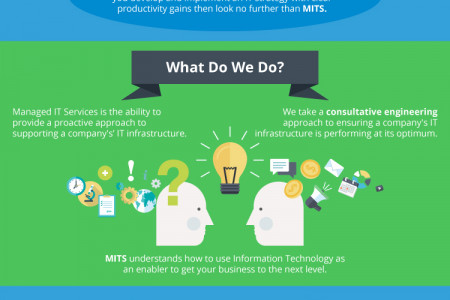 Who are Managed IT Services (MITS) ? Infographic