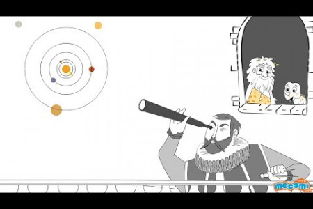 Who discovered planetary motion?  Infographic