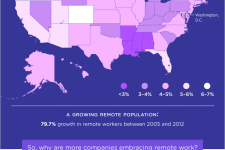 Who is the Remote Worker? Infographic