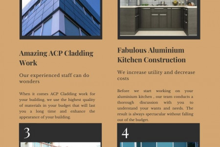 Why Al Basira is the Best Choice for Glass Works in Dubai Infographic