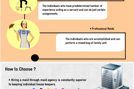 Why Choose a Housemaid for your Home Needs? Infographic