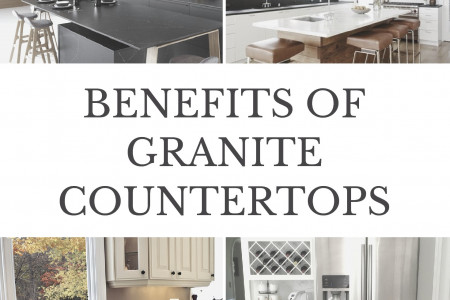 Why Choose Granite Countertops for Kitchen Infographic