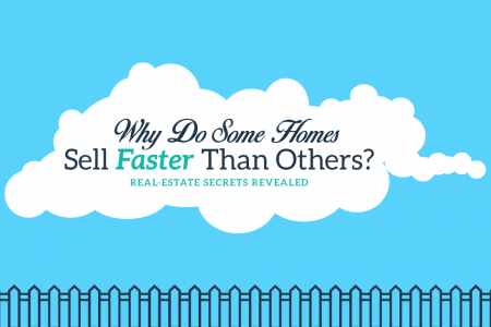 Why Do Some Homes Sell Faster Than Others? Real-Estate Secrets Revealed! Infographic
