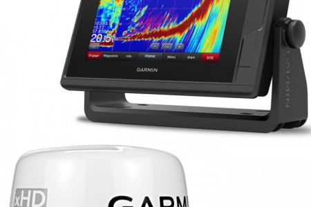 Why Do You Need a Garmin Radar Bundle While Sailing in Open Waters? Infographic