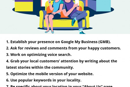 Why Do You Need to Optimize Your Local SEO? Infographic