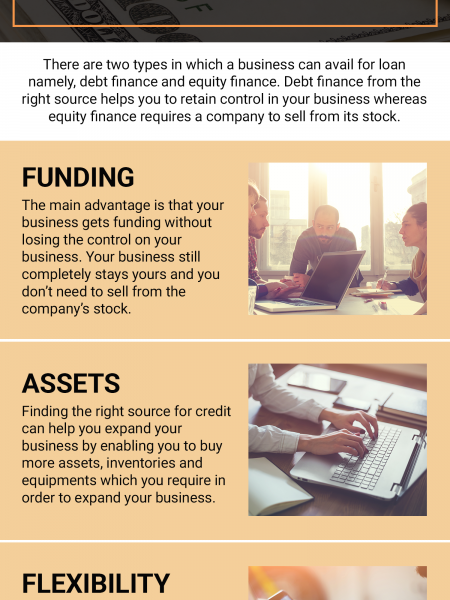 Why Do You Need to Take Business Credit from the Right Source?  Infographic