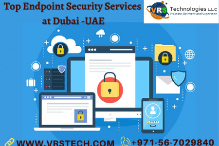 Why Does Your Business Need Endpoint Security Solution Dubai? Infographic