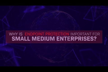 Why Endpoint Protection Important For Small Medium Enterprises? Infographic
