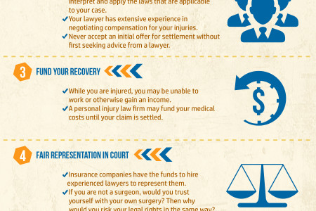 Why Hire a Queensland Accredited Specialist in Personal Injury Infographic