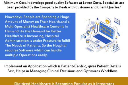 Why Hospital Need ERP Infographic