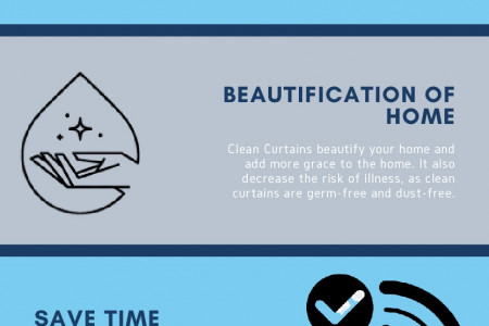 Why is Professional Curtain Cleaning Necessary?  Infographic