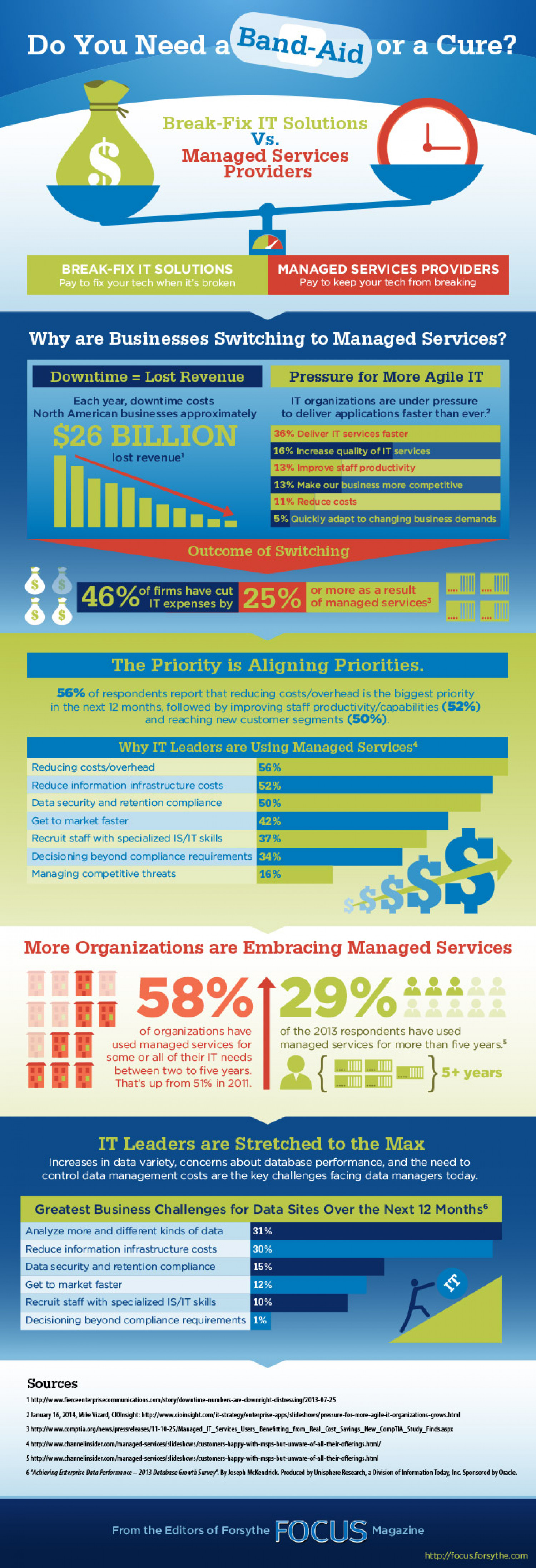 Why More Companies are Embracing Managed Services Infographic