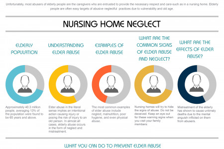 Why Nursing Homes Could Be the Most Dangerous Places for the Elderly Infographic