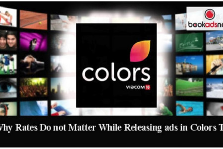 Why Rates Not Matter While Releasing Ads in Colors TV Infographic