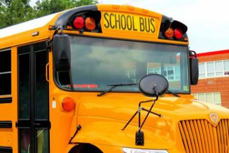 Why School Buses Are Yellow In Color? Infographic