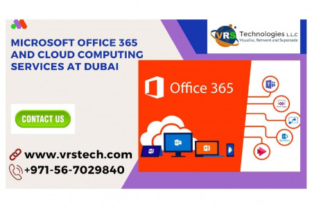 Why Should I Use Microsoft 365 Services In Dubai? Infographic