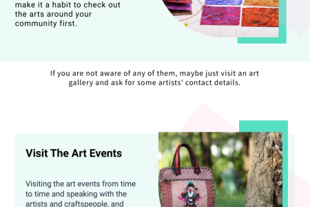 Why Should You Prefer Buying Products From Local Artists Infographic