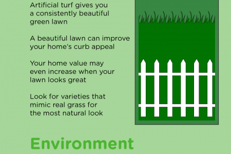 Why Should You Use Artificial Turf? Infographic