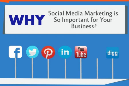 Why Social Media Marketing is so important for your Business? Infographic