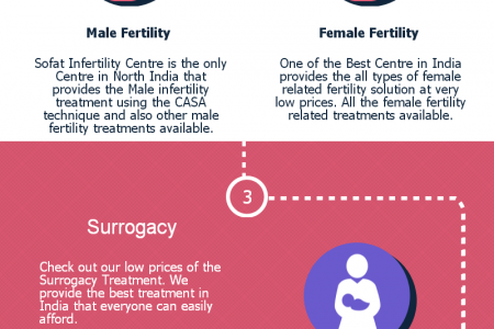 Why Sofat Infertility is the Best IVF Centre in India? Infographic