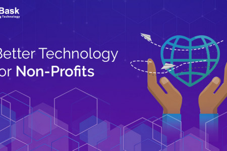 Why Technology is Better for Non-Profits Than Bootstrapping? Infographic