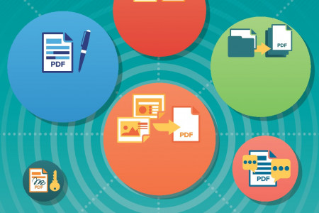 WHY UPGRADE FROM A PDF READER TO A PDF EDITOR WHY UPGRADE FROM A PDF READER TO A PDF EDITOR Infographic