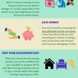 Why You Should Hire a Moving Company