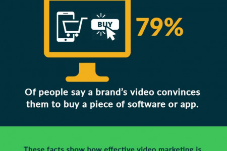 Why You Should Include Video Marketing in Your Marketing Budget Infographic