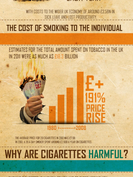 Why You Should Quit Smoking Infographic Infographic