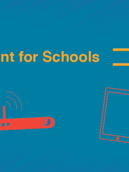 Wi-Fi in Schools Infographic