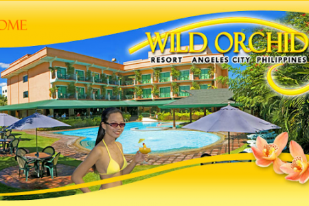 Wild Orchid Resort Angeles: The perfect choice for relaxation Infographic