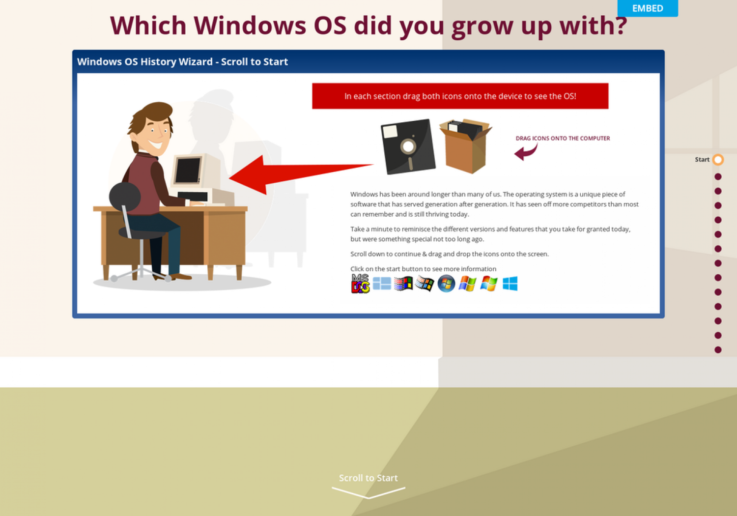 Windows Migration Infographic