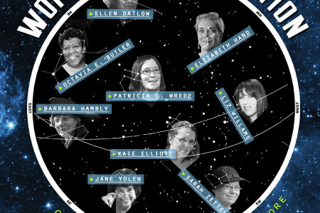 Women in Sci-Fi Infographic