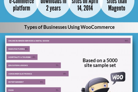 WooCommerce - Users Choice Award Winner Infographic