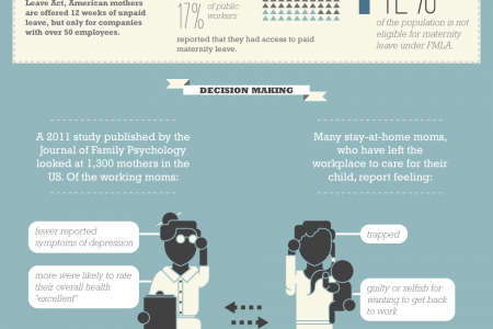 Work After Baby Infographic