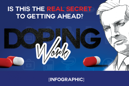 Work Doping - Are Nootropics & Smart Drugs The Secret to Getting Ahead? Infographic