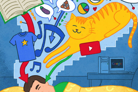 World Changing Dreams: Larry Page Infographic
