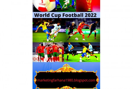 World cup football 2022 Infographic