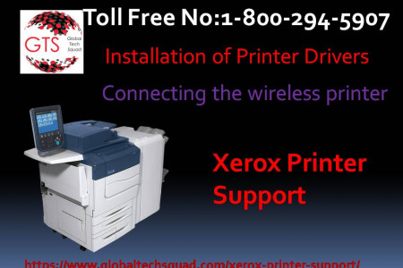 Xerox Printer best services.Dial:(800) 294-5907 Infographic
