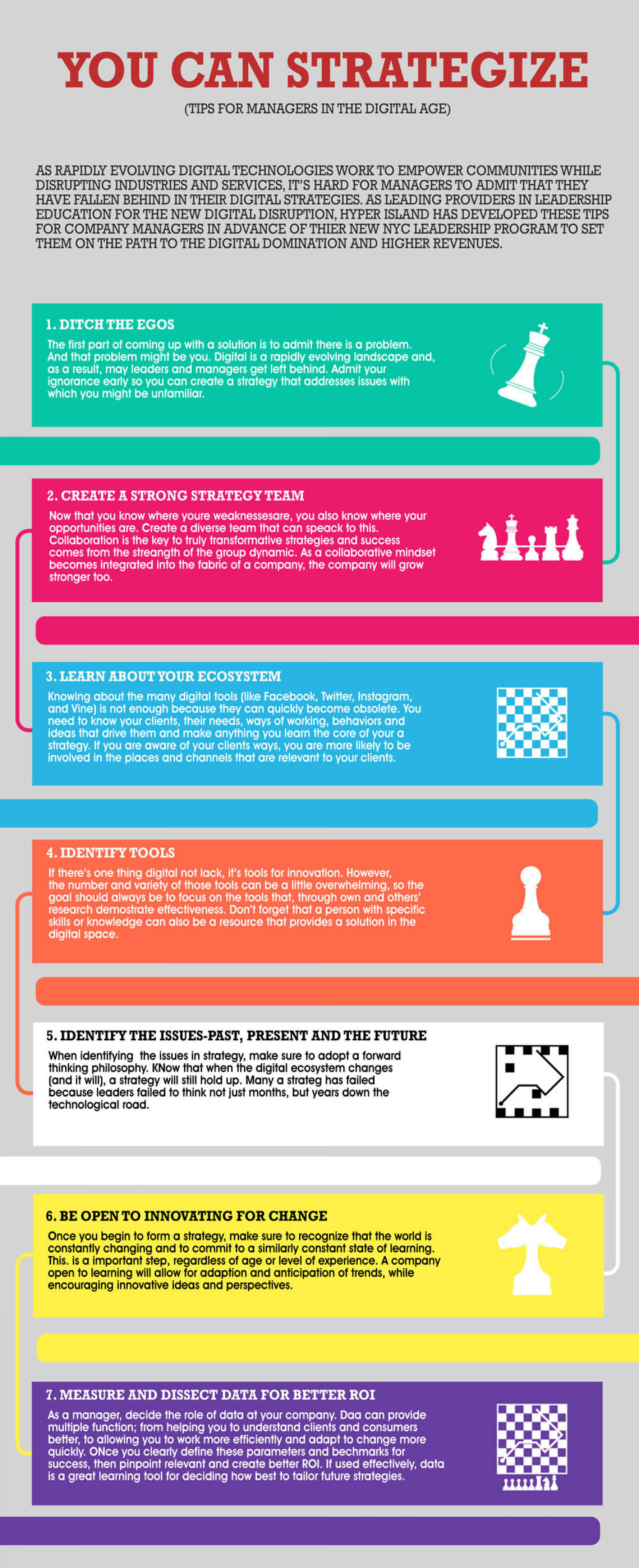 You Can Strategize Infographic