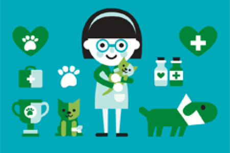 Your Career in the Animal Care Industry Infographic