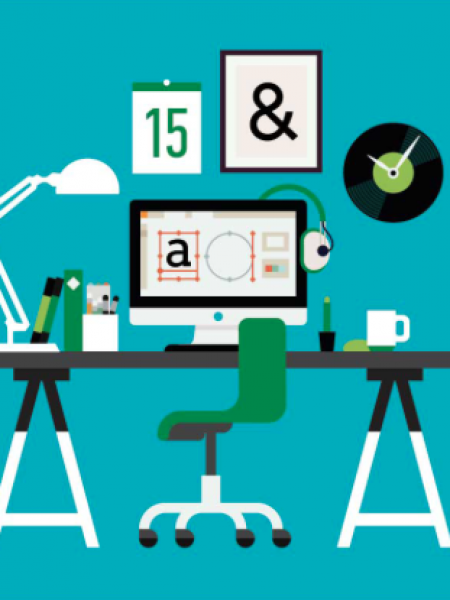 Your Career in the Graphic Design Industry Infographic