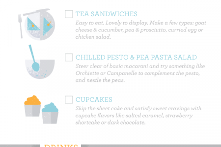 Your Guide to Throwing a Stylish Baby Shower Infographic