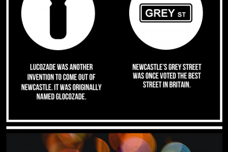 Your Next Party Destination: Newcastle Infographic