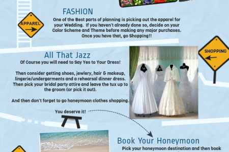 Your Wedding Planning Journey Infographic