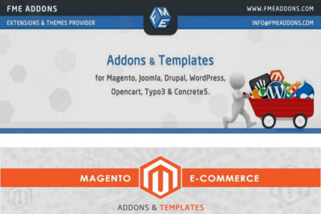 Zero VAT Invoices for Magento by FME  Infographic